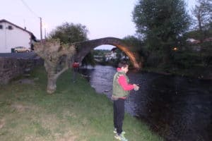 stage moniteur guide pêche pays basque