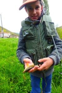 stage pêche truite vallée des aldudes