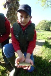 moniteur guide pêche mouche nive pays basque
