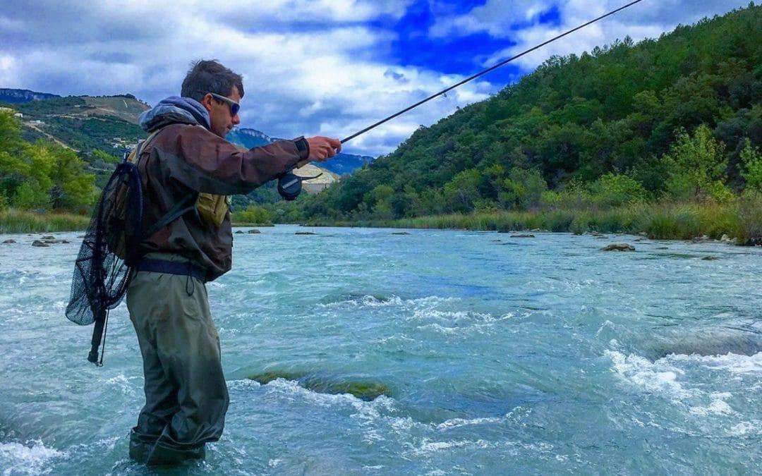 Séjour pêche en Navarre