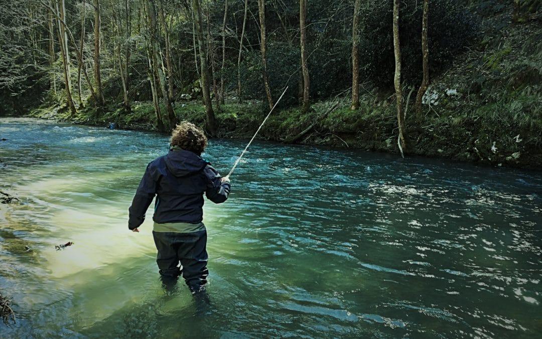 Des stages pêche réussis en ce début de saison